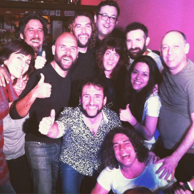 ltimos efectivos de la fiesta privada valenciana!!! Gran noche tremendahellip